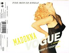 "MADONNA ~ Voge · 12"" Version · (cd single, 1990)"