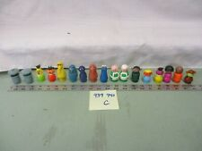 Fisher Price Little People Play family 939 940 C Sesame Street 16 100%collection