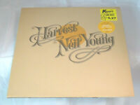 Neil Young Harvest Sealed Vinyl Record LP USA 1972 Orig Textured Hype Sticker