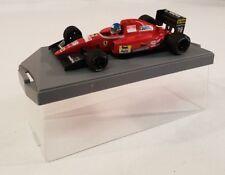 Onyx 1992 Ivan Capelli Ferrari F 92 A F1 Formula 1 Number 28 Car 1:43