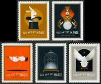 #5301-5305 The Art of Magic, Singles, Mint **ANY 4=FREE SHIPPING**