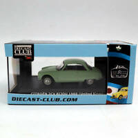 IXO Diecast Club 1:43 Citroen 2CV Bijou 1960 United Kingdom Toys Car Models