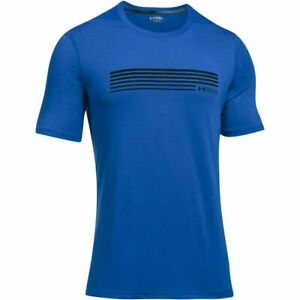 Under Armour Men's UA Graphic Running Shirt Top 1299040 New Size L