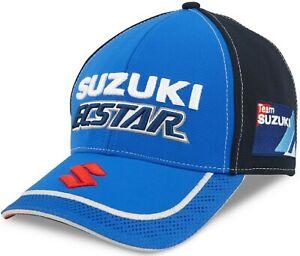 CAP Suzuki Ecstar Team GSX-RR Bikes MotoGP Superbike Motorcycle NEW! Blue & Navy