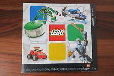 LEGO CATALOGUE   JANVIER - MAI 2004