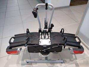 Thule EasyFold 931 Heckfahrradträger AHK Träger für 2 Fahrräder E-Bike klappbar
