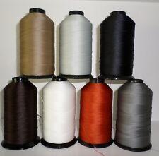 92 Tex 90 Bonded Nylon Upholstery Thread 8 oz. spools