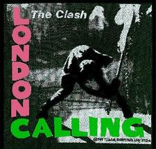 Official Licensed - The Clash - London Calling Sew On Patch Punk Strummer