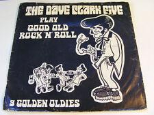 "DAVE CLARK FIVE Good Old Rock & Roll  Columbia 1969 UK Beat P/S 7"""