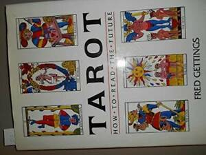 The Book Of Tarot. - Hardcover By FRED. GETTINGS - GOOD
