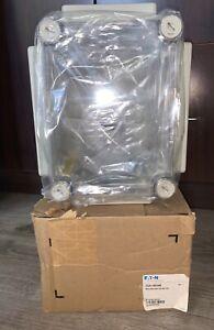 Brand New In Box!!! Eaton CI23 Molded Enclosure (#CI23-125-NA)