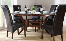 Kitchen Up to 8 Seats Oval Extending Table & Chair Sets