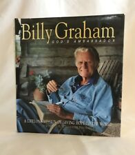 Billy Graham Gods Ambassador Lifelong Mission of GIving Hope Time Life Hardcover