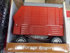 Ertl 1:16 scale Red Forage Wagon #14738