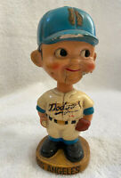 VINTAGE 1960s MLB LOS ANGELES DODGERS BOBBLEHEAD NODDER BOBBLE HEAD - KOUFAX