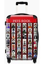 Pets Rock niños equipaje de mano ligero, duro bombardearon Maleta