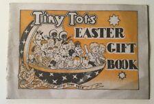 c1940 - Tiny Tots Easter Gift Book.