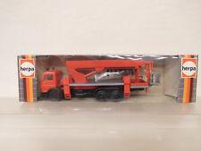 MES-58665Herpa 806513 H0 Mercedes Feuerwehr Hebebühne,sehr guter Zustand