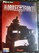 Mobile Forces PC Completo Gran Acción simulación vehículos de guerra PAL España