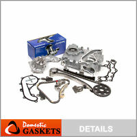 94-04 Toyota Tacoma T100 4Runner 2.7L Timing Chain&Cover AISIN Water Pump 3RZFE