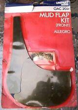 Austin Morris Allegro BMC Leyland Front Mud Flap Mudflap Kit Unipart GAC203 NOS