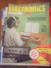 Electronics Australia And Hifi Magazine April 1976
