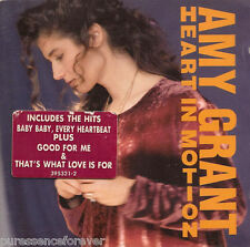 AMY GRANT - Heart In Motion (UK 11 Track CD Album)