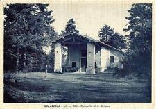 GOLASECCA  -  Chiesetta di S. Simone