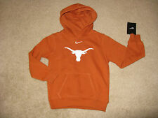 Youth NIKE University of Texas Longhorns Hooded Sewn Sweatshirt, Sz. M ~ NWT!
