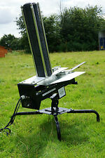 AERIAL ASSAULT, AUTOMATIC CLAY PIGEON TRAP, ELECTRIC CLAY PIGEON TRAP, CLAY TRAP