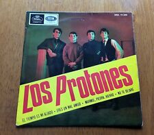 LOS PROTONES PS EP No te dejaré + 3  (Regal SEDL 19.500 - Spain 1966) BEAT POP