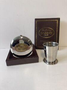 The Dalvey Sporran Cup Grants Of Dalvey Ltd Scotland Stag Design