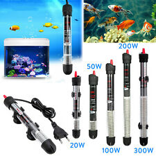 Submersible Water Heater Heating Rod For Aquarium Fish Tank 25W - 300W EU Plug