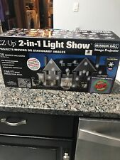 Emerald Ez Up Light Show Mirror Ball Moving Slides Image Projector 2003