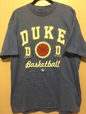 Vintage Duke University Basketball Galt Sand T-Shirt Sz XL