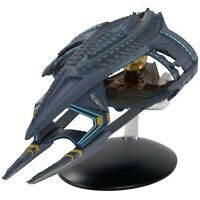 Eaglemoss STAR TREK DISCOVERY ISS Charon Terran Empire Flagship IN STOCK!!!