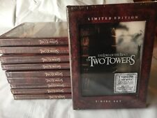 NEW - The Lord of the Rings - The Two Towers Limited edition 2 disk set NEW