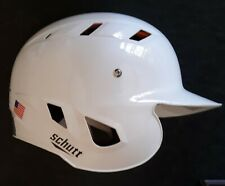 Schutt Sports AiR Pro 5.6 Baseball Helmet White, Size Medium. Nwot 325650