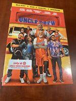 New Uncle Drew (Blu-ray, DVD, Digital, Headband 2018) Bundle Sealed, Free Shippi