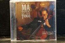 Yo-Yo Ma - Soul Of The Tango / The Music Of Astor Piazzolla