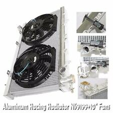 "Dual Core Performance RADIATOR+10"" Fans for 91-99 Nissan Sentra MT ONLY"
