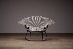 Harry Bertoia Large Diamond Chair