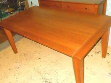 Australian  solid ash  oak  dinning kitchen table