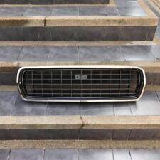 MAZDA 808 SEDAN WAGON Front Grille+Rim Square Headlight Genuine Parts NOS JAPAN