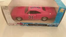 Custom General Lee Dukes of hazzard 1/24 Diecast