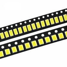 100 un. SMD 5730/2835 LUZ DIODO LED de Chip para Tira de LED Spotlight Bombilla De Interior
