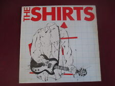 The Shirts (post punk/new wave) -self titled 1979 Lp, orig Harvest pressing