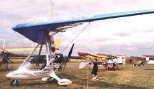Junkers Trike Germany Ultralight Airplane Wood Model Replica Large Free Shipping