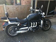 TRIUMPH ROCKET 3 ROADSTER OUTLAW 3 into 1EXHAUST