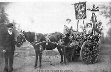 Carte Postale LUCHON Fête des Fleurs